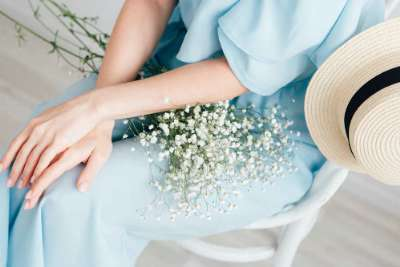 Les vêtements pour un mariage champêtre